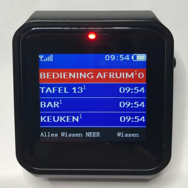 pager alphanumeric